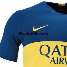 <b>Футболка Nike Boca</b> Juniors Stadium Home 894429-425 ...