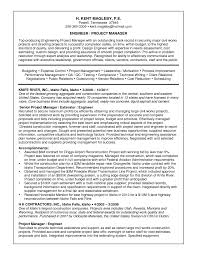 Epic Resume Sample Of Engineer Project Manager Position with     Vntask com     fullsize    Related Samples to Epic Resume