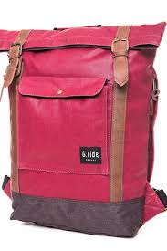 <b>Рюкзак G.RIDE Sac A</b> Dos (Bordeaux) | www.potolok-top.ru