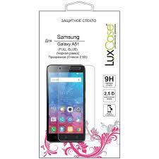 Купить <b>Защитное стекло</b> для Samsung <b>LuxCase</b> 2.5D для Galaxy ...