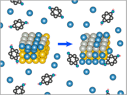 Silver enhancement of quantum dots resulting from (1) metabolism ...