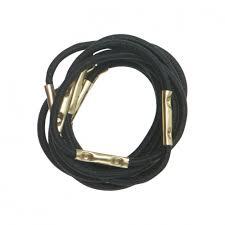 <b>Резинки для</b> волос черные, mini (10 шт) <b>DEWAL</b> RE027 купить в ...