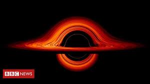 <b>Black</b> hole breakthroughs win Nobel physics prize - BBC News