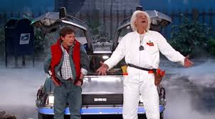 jimmy kimmel back to the future