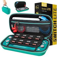 Orzly Case for Nintendo Switch Lite - <b>Portable Travel Carry Case</b>
