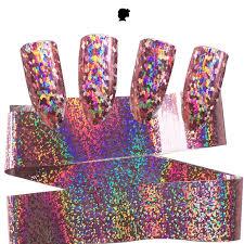 Голографические Стикеры цвета розового золота, <b>наклейки для</b> ...
