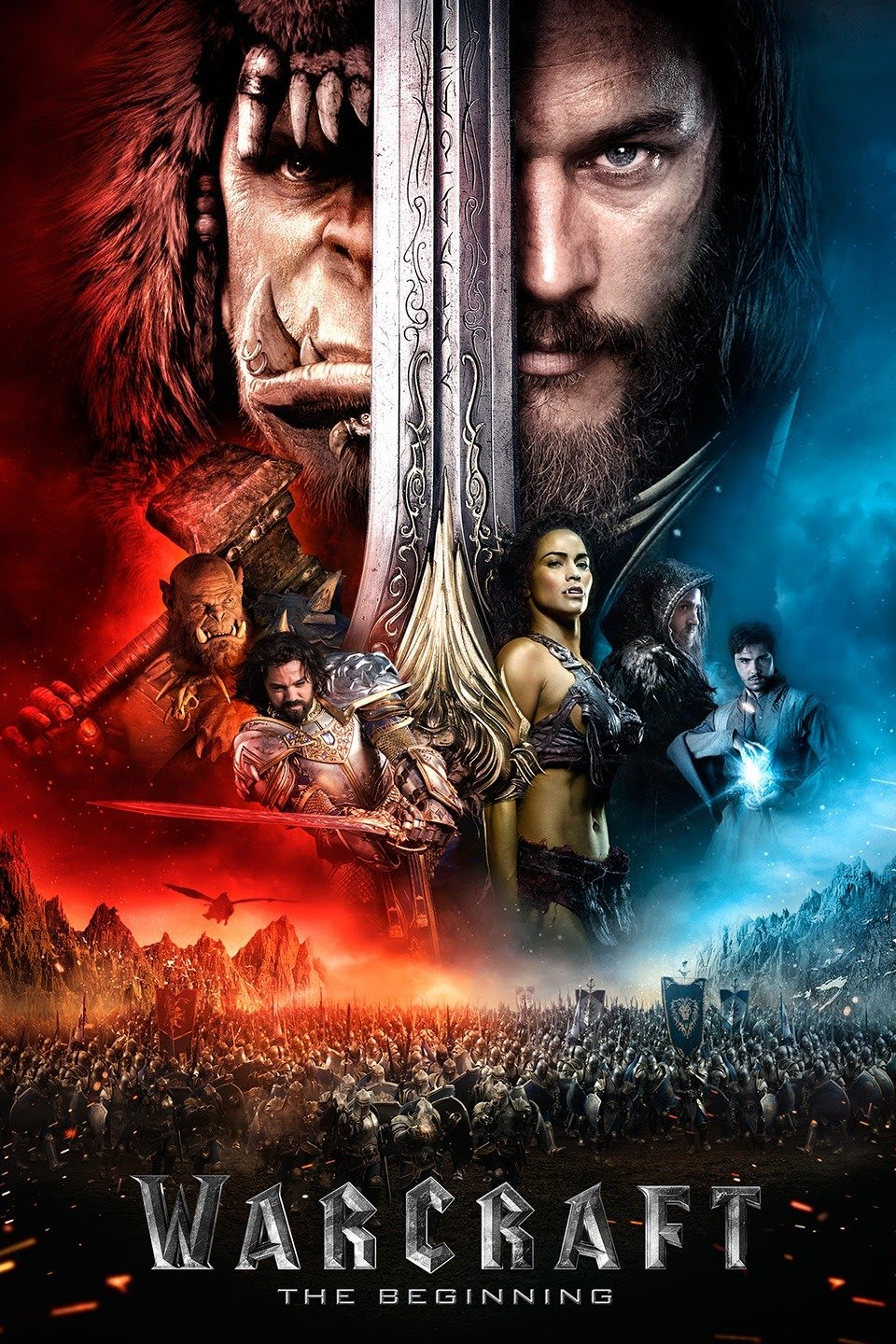 Download Warcraft: The Beginning (2016) Dual Audio {Hindi-English 480p | 720p