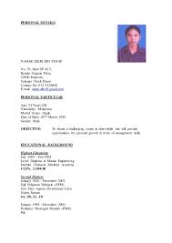 Example Resume In Malaysia     nuditk