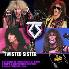 <b>Twisted Sister</b> | The Iron Men of Rock and Roll