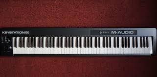 Обзор от покупателя на <b>MIDI</b>-<b>Клавиатура M-Audio Keystation</b> 88 II ...
