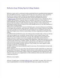 academic reflective essay   term paper   umair academic reflective essay samples