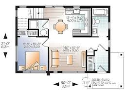 House plan W detail from DrummondHousePlans com    st level  storey bedroom small and tiny Modern house   deck on nd