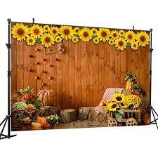 Allenjoy Fall Thanksgiving Backdrop 7x5ft Harvest ... - Amazon.com