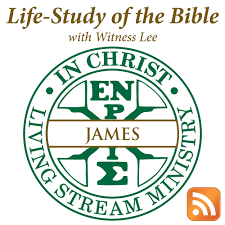 Life-Study of James with Witness Lee
