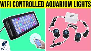 Top 6 WiFi Controlled <b>Aquarium Lights</b> of 2019 | Video Review