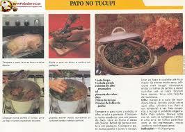 Resultado de imagem para FOTOS DE RECEITA DE PATO