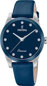 <b>Женские часы Festina F20473/2</b> (Испания, кварцевый механизм ...