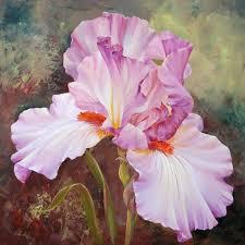 <b>Pink big flowers</b> needlework 5D DIY Diamond Painting cross stitch ...