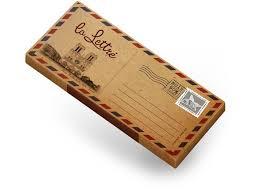 <b>La lettre шоколад горький</b> 90%, 90 г — купить в интернет ...