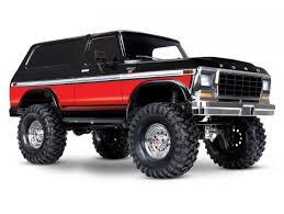 <b>Радиоуправляемая машина Traxxas Ford</b> Bronco Electric Truck ...