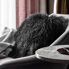 Декоративная <b>подушка</b> Нордик черная