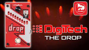 <b>DIGITECH</b> THE <b>DROP</b> гитарный эффект понижения строя ...