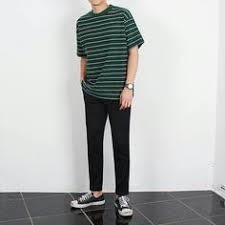 108 Best <b>Ankle</b> Pants Outfit <b>Men</b> images in 2019 | Korean fashion ...