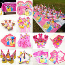 82p/<b>set Princess Sofia</b> Birthday Party Supplies Tablecloth Plate Cup ...