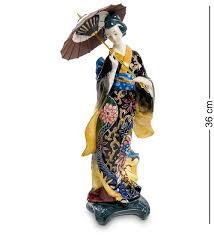 <b>Фигурка</b> Pavone ''Девушка с зонтом'' <b>JP</b>-<b>24</b>/ 8, 10150 — купить в ...