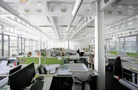 architectural design office let there be daylight new book illustrates use of natural light the handsomely amazing ddb office interior