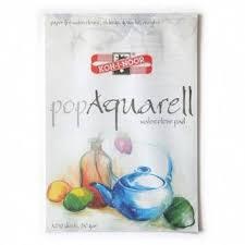 <b>Папка</b> для акварели Pop Aquarell А2, 10 листов 250 г/м2 KOH-I ...