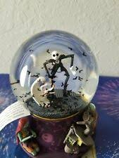 Nightmare Before Christmas Disney Snowglobes 1968-Now for sale ...