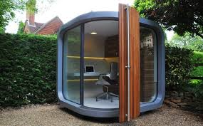 backyard home office. collect this idea backyard home office