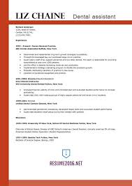 of resume dental assistant  seangarrette codental assistant resume template