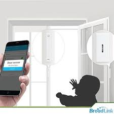 Wireless <b>Door</b>/Window Sensor Smart Home Security Alarm For ...