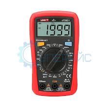 Купить <b>мультиметр UNI-T UT33D+</b> дешево в Суперайс