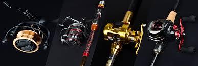 Fishing Reels | Fishing Rods - Mahaka Fishing Store