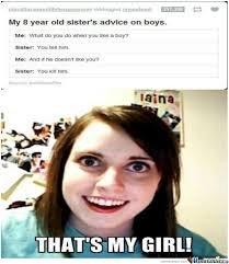 Overly Attached Gf Memes. Best Collection of Funny Overly Attached ... via Relatably.com