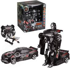 Купить Радиоуправляемая <b>машина</b>-робот <b>Пламенный мотор</b> ...