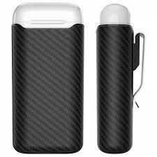 Купить <b>чехол</b>-аккумулятор pitaka airpodpal <b>premium для</b> airpods ...