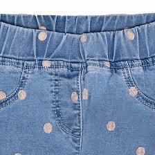 <b>Джинсы для девочки Barkito</b>, голубые с рисунком - отзывы ...