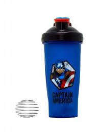 <b>Irontrue Шейкер 700ml Marvel</b> - Captain America
