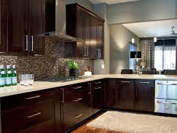 contemporary kitchen ideas black appliances