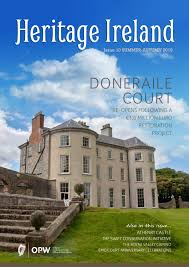 Heritage Ireland Issue 10 <b>Summer Autumn 2019</b> by <b>Office</b> of Public ...