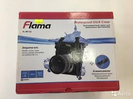 <b>Аквабокс</b> для фотокамеры <b>Flama FL</b>-<b>WP</b>-<b>S5</b> универсал – купить в ...