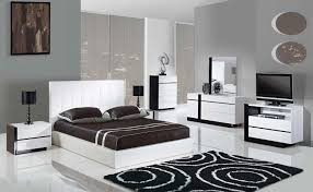 Modern Bedroom Collections White Modern Bedroom Sets 6 Simple And Classy White Modern