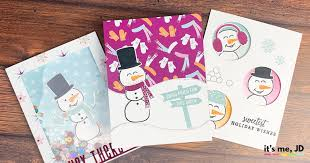 <b>DIY Retro</b> Christmas Cards | Catherine Poolers Designs Winter <b>New</b> ...