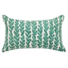 cafe lighting and living stella rectangle cushion green cafe lighting living miccah