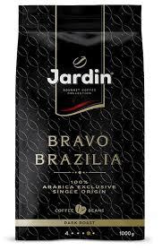 Сколько стоит <b>Кофе</b> в зернах <b>Jardin Bravo</b> Brazilia? Выгодные ...