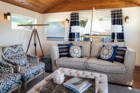 beach style living room furniture white